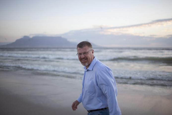 Deon Meyer in Kaapstad
