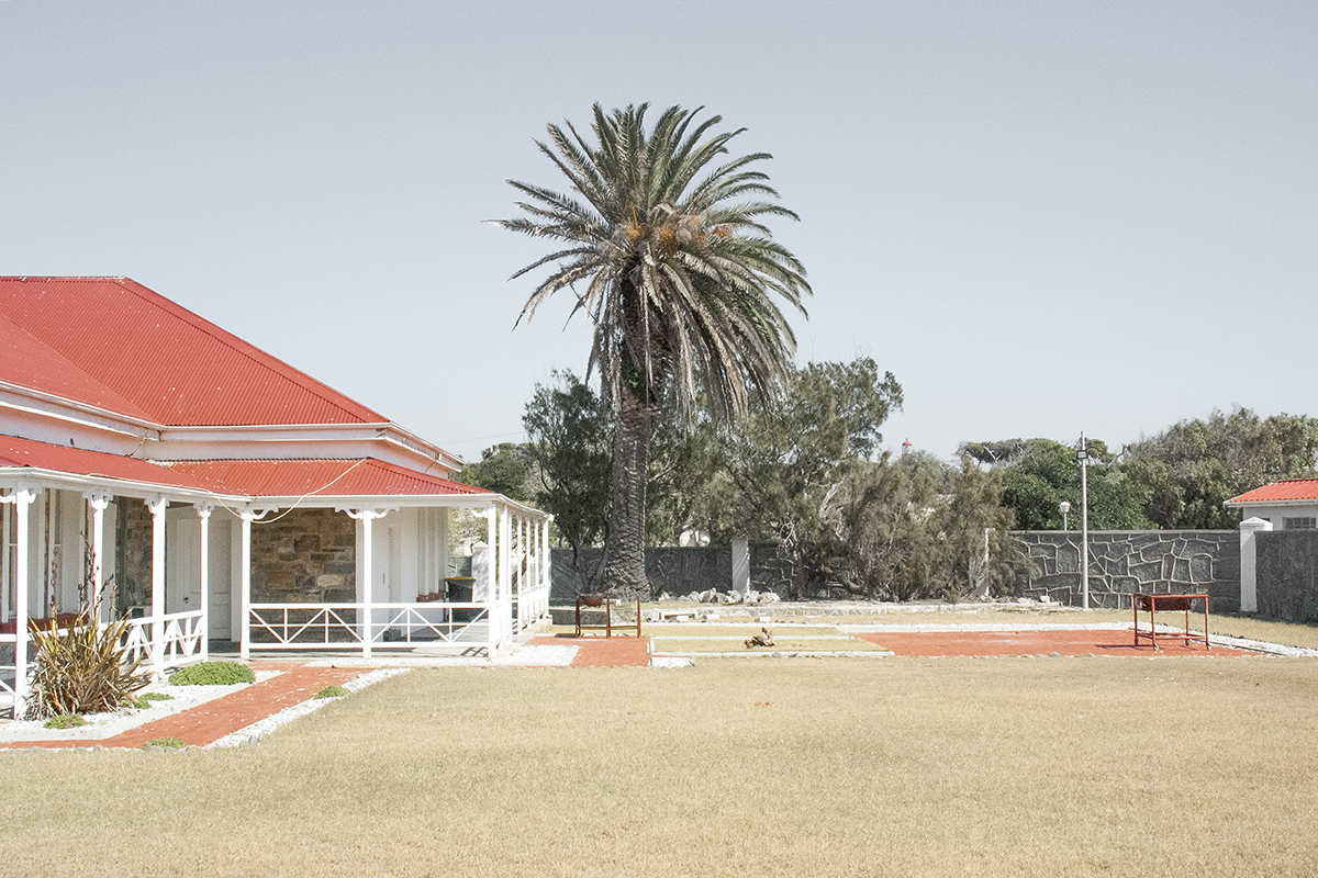 Robben Island 2018, Guest House