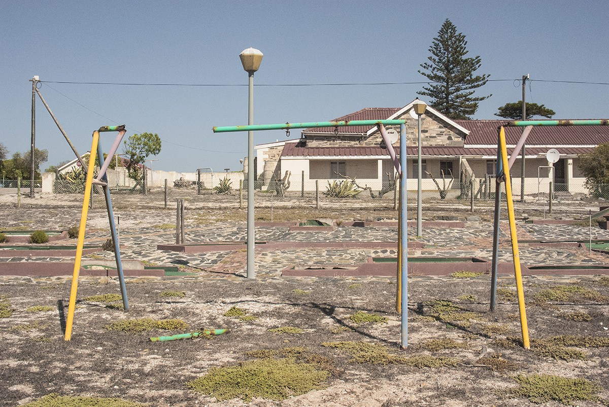 Robben Island 2018, Putt-Putt Course and Play Park