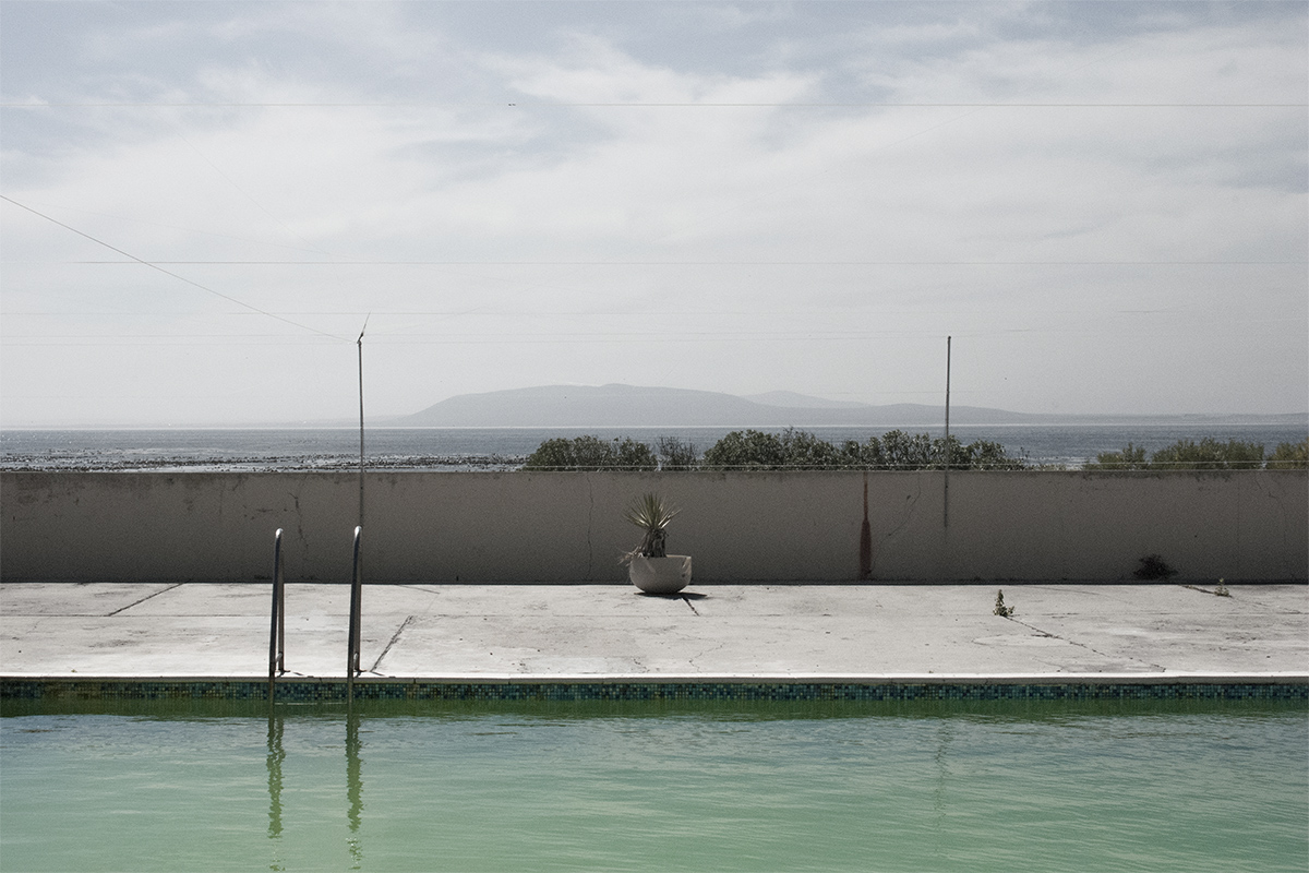 Robben Island 2018, Swimming Pool